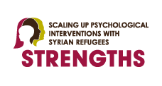 STRENGTHS PROJECT Logo